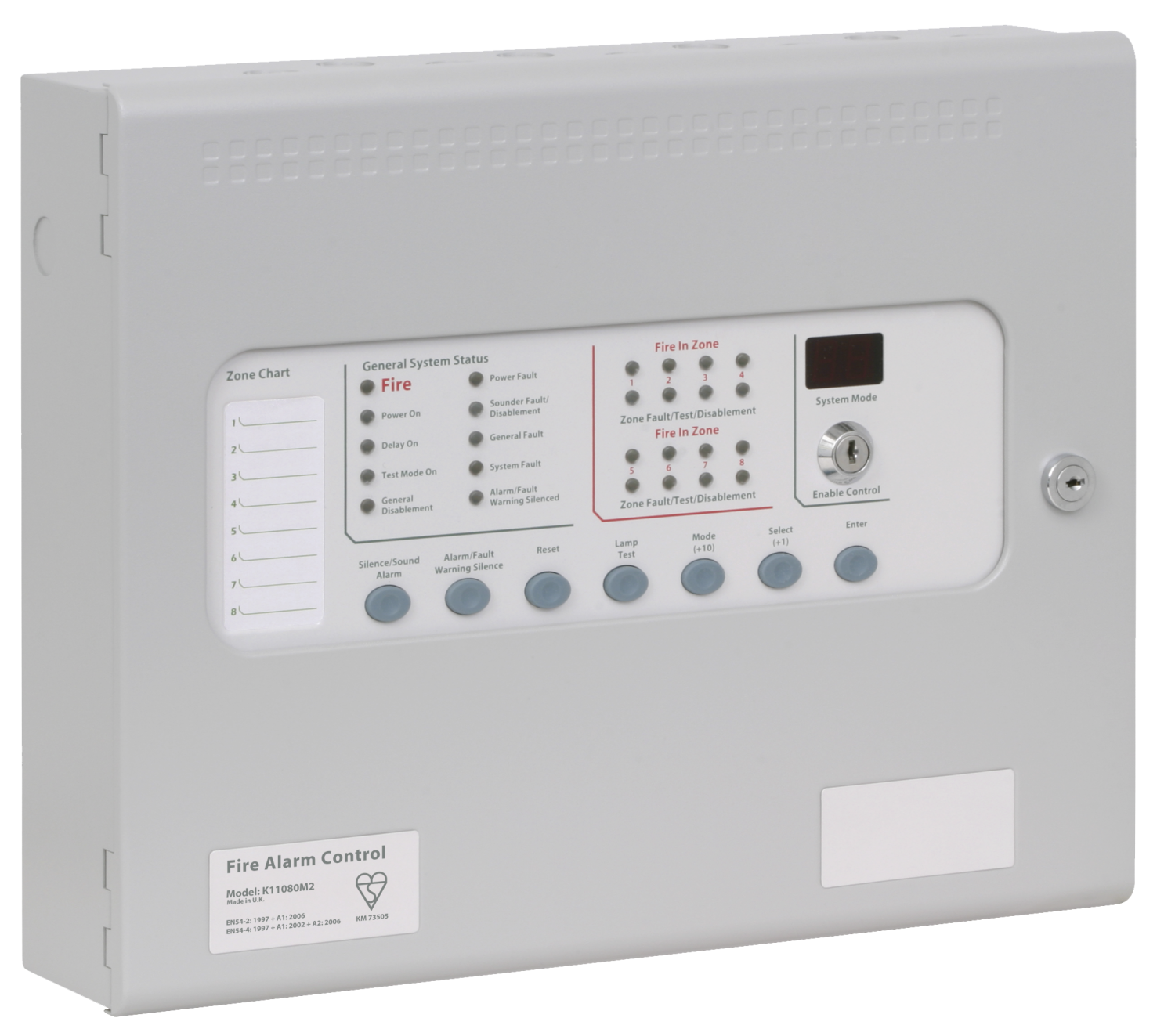 Sigma Cp Kentec Electronics Ltd Fire Alarm Circuits Are Presented Here But This Time A New Circuit