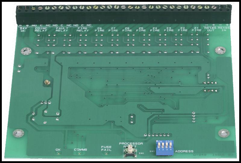 Sigma CP Ancillary PCB