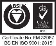 BSI EN ISO 9001:2015