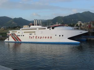 Trinidad cabinet approves inter-island ferry to Eastern ... |Trinidad And Tobago Ferries