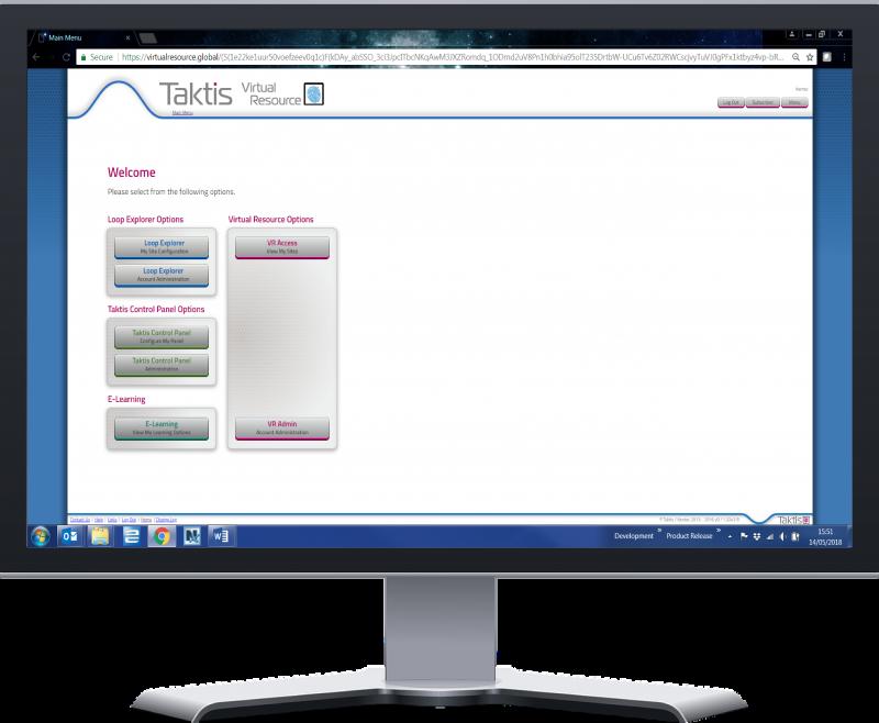 Taktis® Virtual Resource