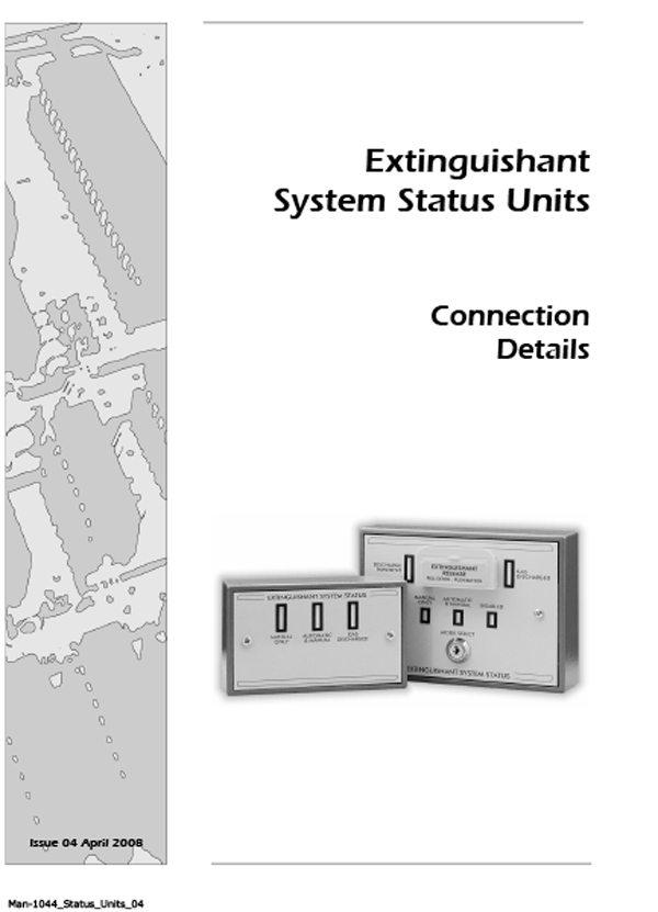 Man-1044 Status Units