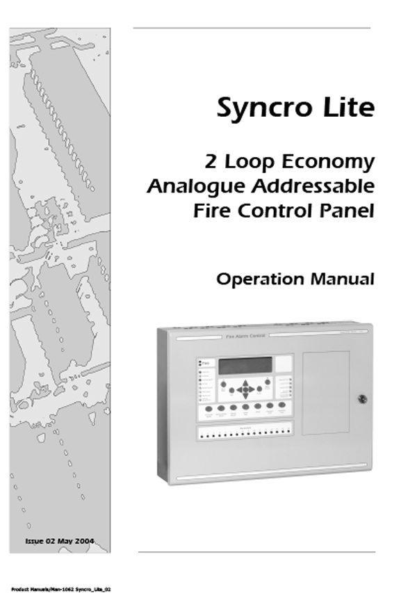 Man-1062 Syncro Lite