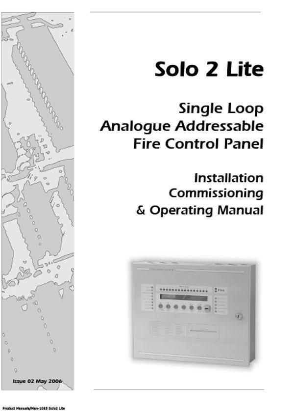 Man-1065 Solo II Lite