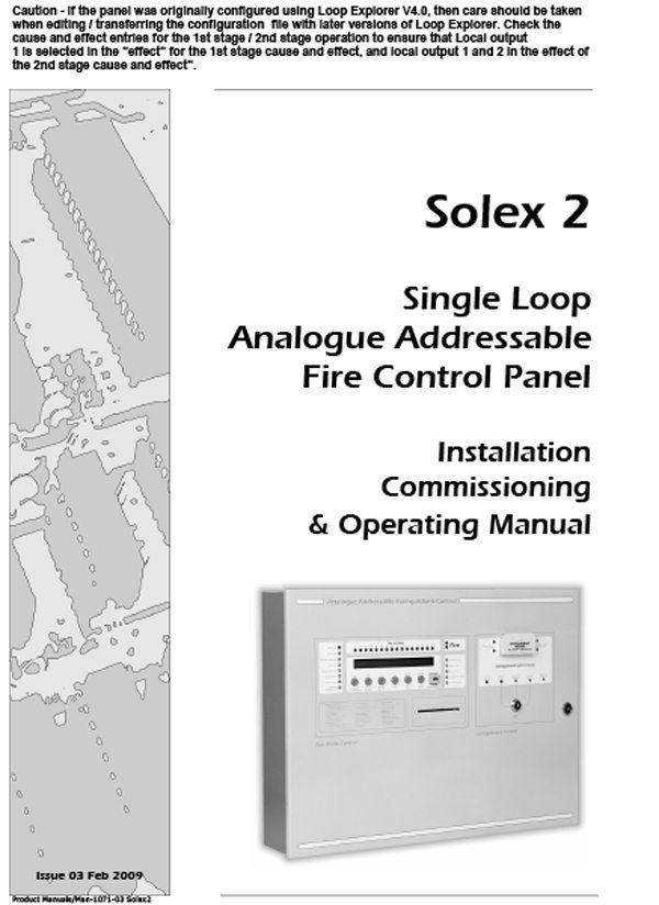 Man-1071 Solex 2