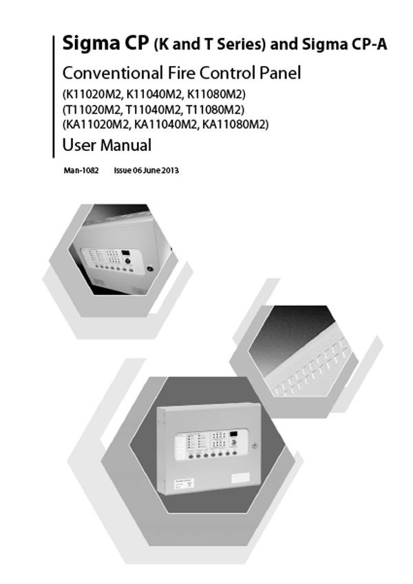Man-1082 Sigma CP (User)