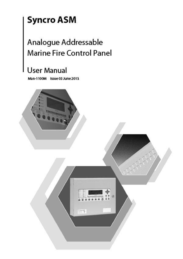 Man-1100M Syncro ASM (User)