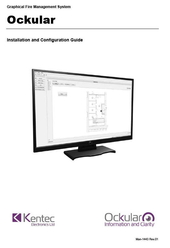 Man-1443 Ockular Installation and Configuration Guide
