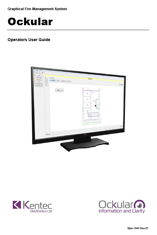 Man-1444 Ockular Operators User Guide