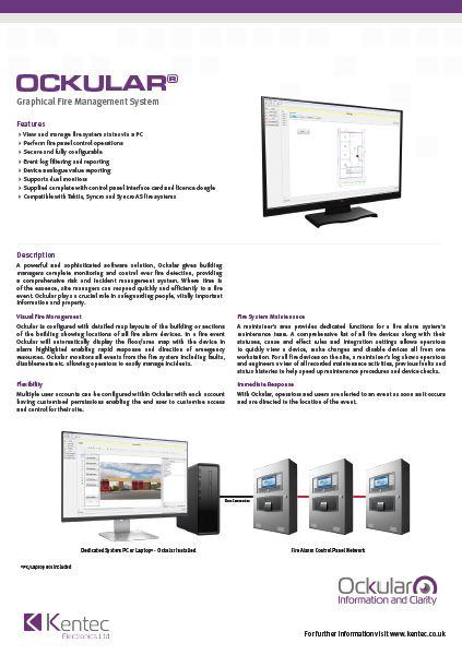 DS147 Ockular Datasheet