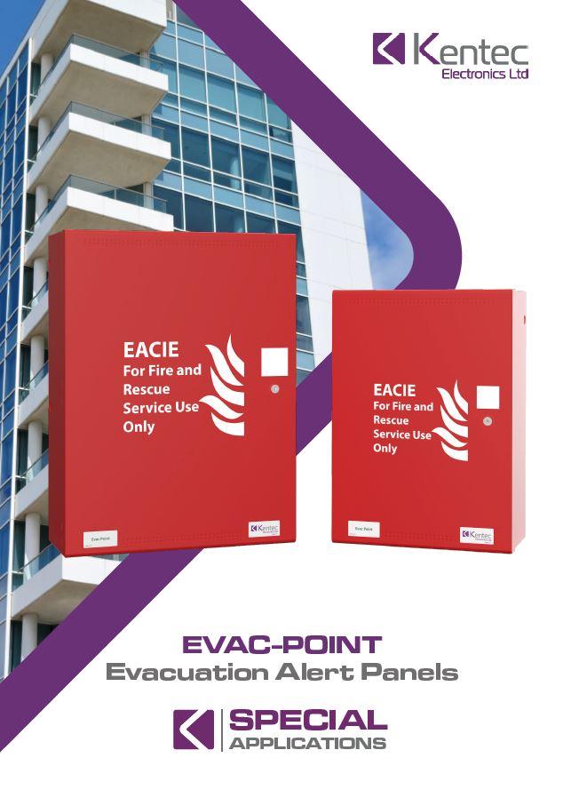 EVAC-POINT – Evacuation Alert Panels